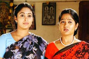 Sreeja Chandran In Mundhanai Mudichu Serial