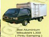 BOX ALUMUNIUM MITSUBISHI L300