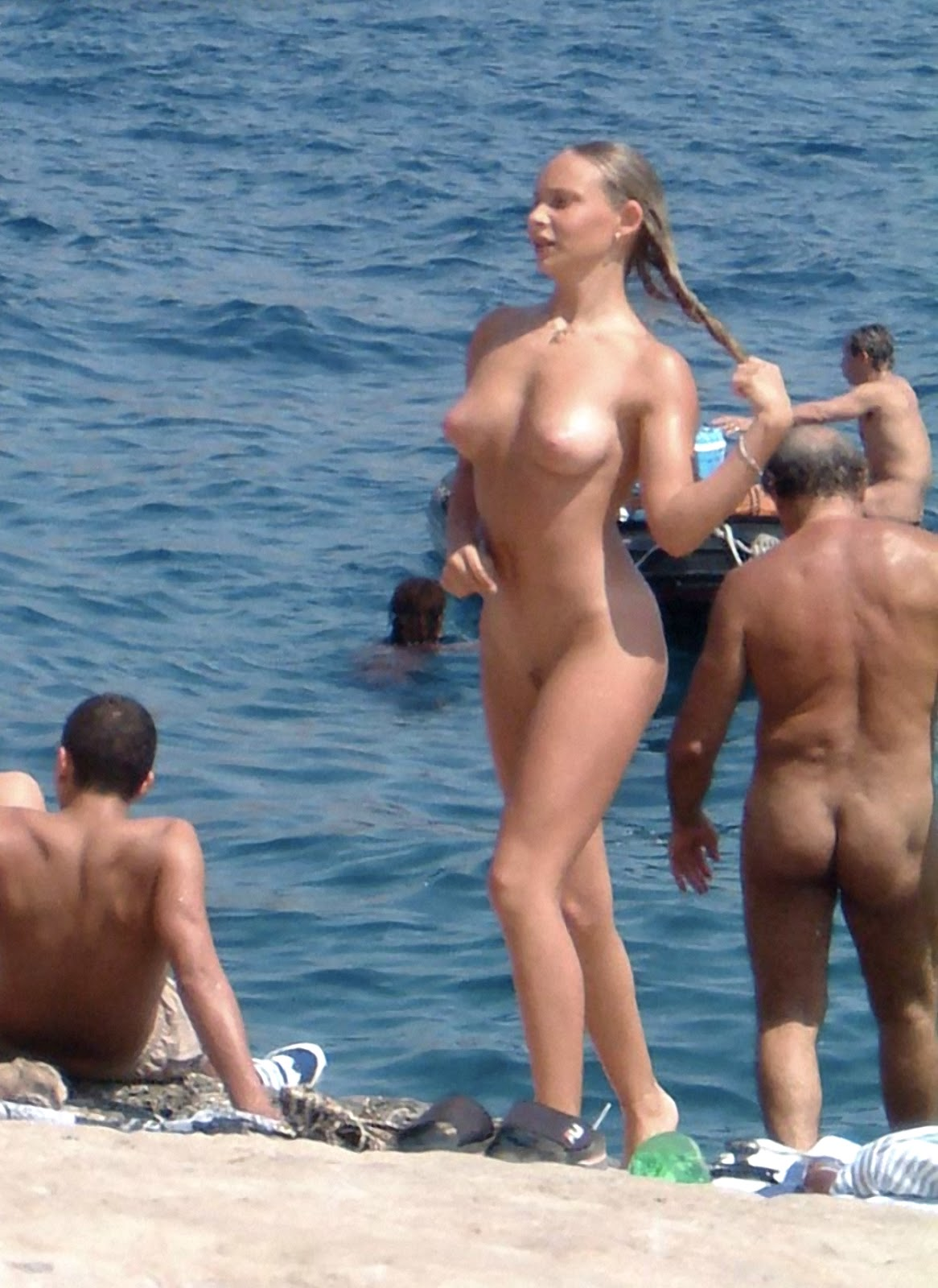 French naturist pictures