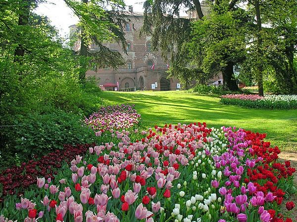 Il giardino di fasti floreali giardini il fior fiore d 39 italia - Decorazioni per giardini ...