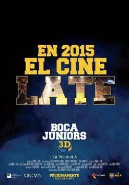 Boca Juniors: La Pelicula en Español Latino