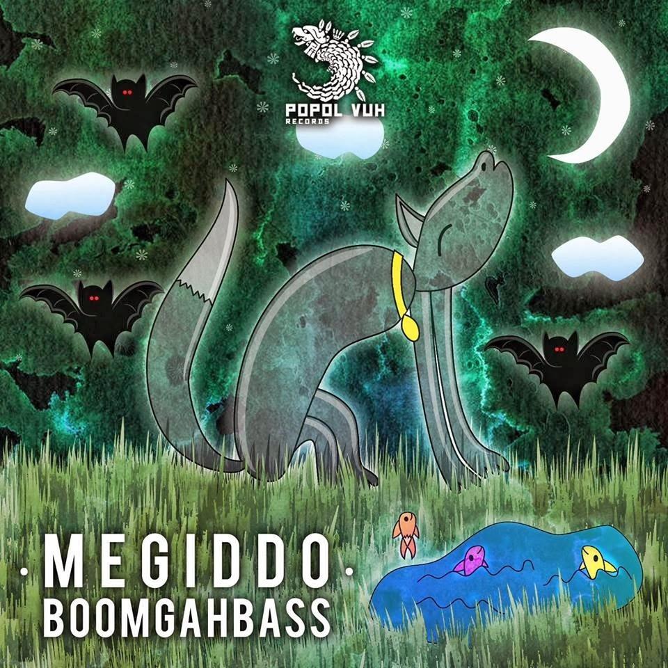 Megiddo. BoomGahbass