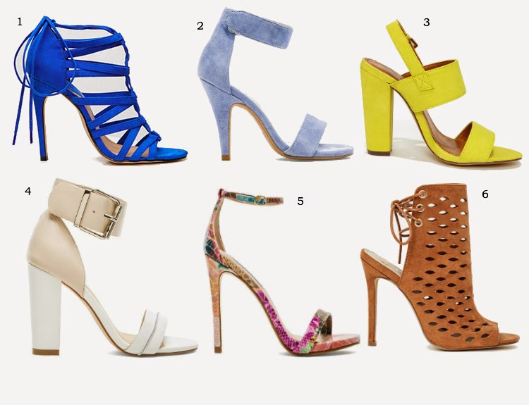 affordable spring heels