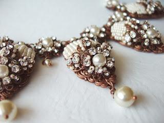 Eesti disain käsitöö ehted mdmButiik pärlid ehtekivid kristallid pulmaehted pulmadeks