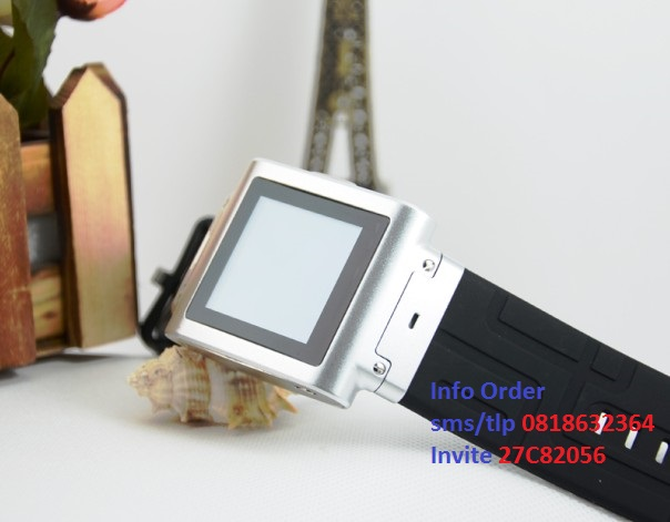 jam tangan anti air on Jam Tangan HP Anti Air Tipe W838 Stainless canggih dan bergensi ...