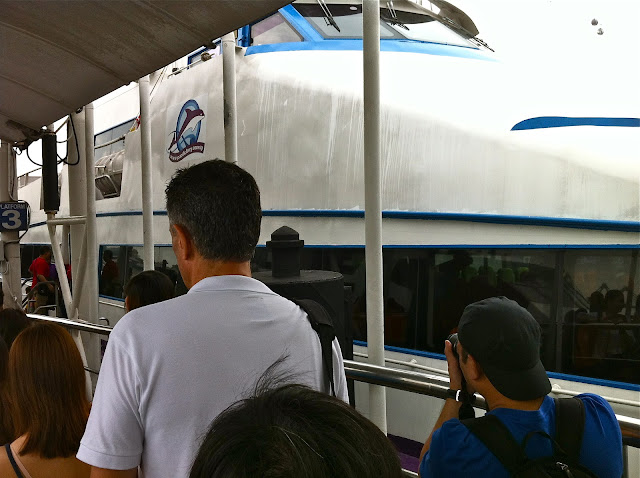 Pacific Ferry to Batam