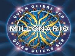 ¿QUIEN QUIERE SER MILLONARIO?