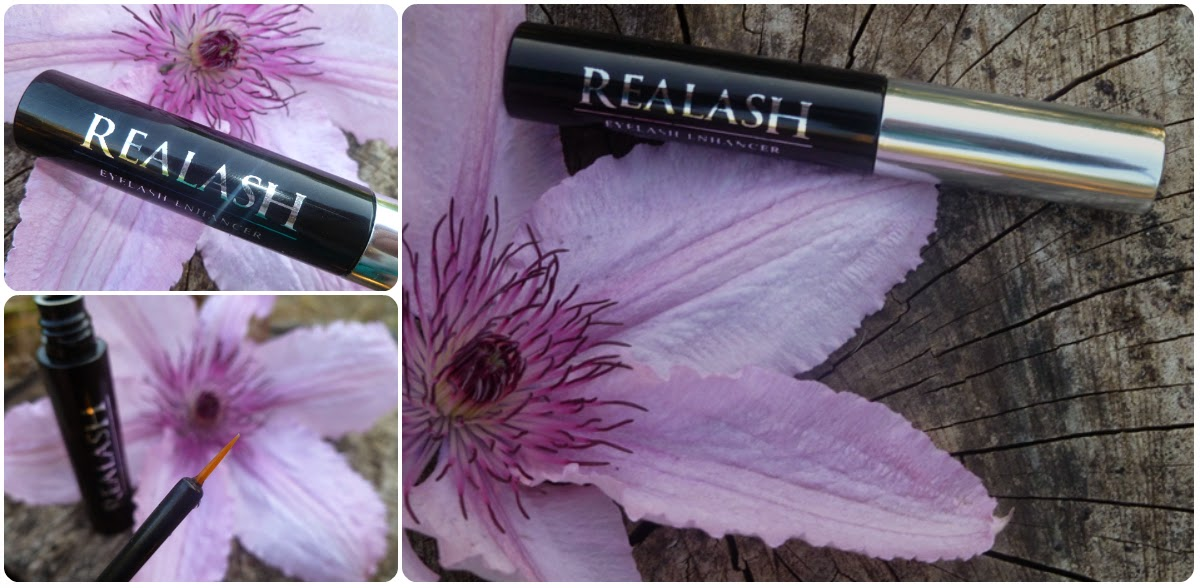 Realash: Eyelash Enhancer - ako vyzerajú moje riasy po uplynutí 1. mesiaca