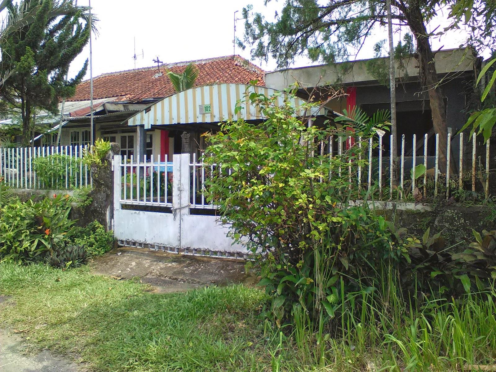 Rumah 2nd Dijual Rumah Di Sempur Bogor Kota