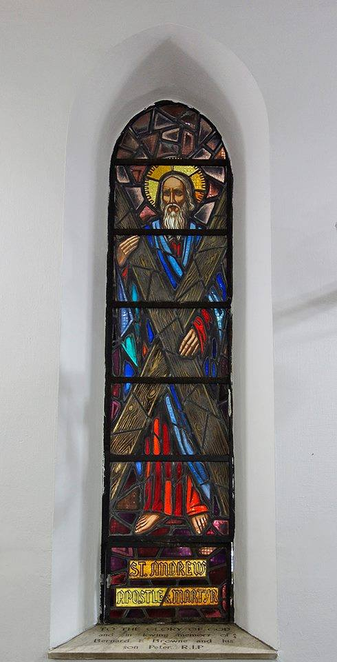Santo André, Apóstolo