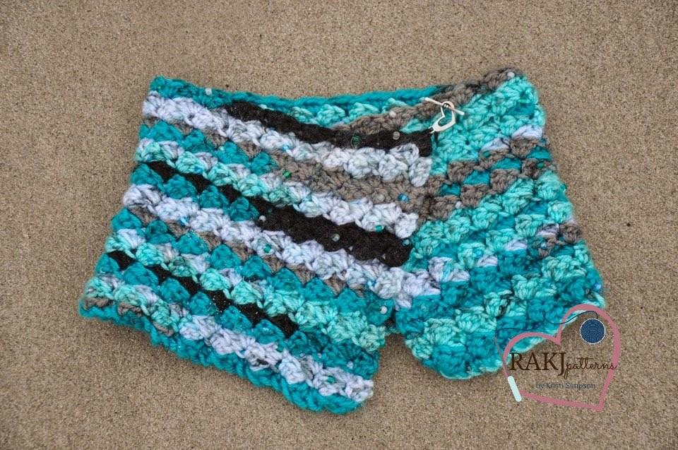 www.RAKJpatterns.com , Free Crochet Pattern, Cowl Pattern, Free Pattern