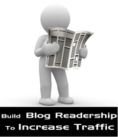 Build Blog Readership