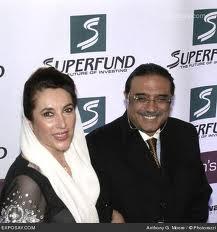 Benazeer Bhutto