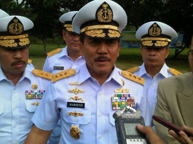 KSAL Laksmana TNI Marsetio
