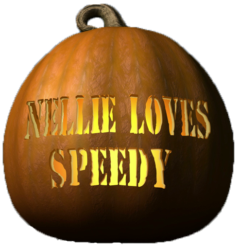 Pumpkin from Nellie