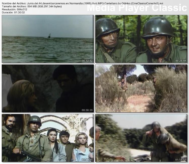 Imagenes: Junio del 44, desembarcaremos en Normandia | 1968 | Giugno '44, Sbarcheremo in Normandia