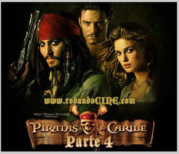 Rinc 243 n osado piratas del caribe 4 en costas extra 241 as rob marshal