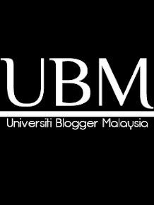 Universiti Blogger Malaysia...