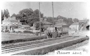 Cosham Gates 1919