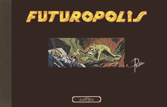 Futuropolis - René Pellos