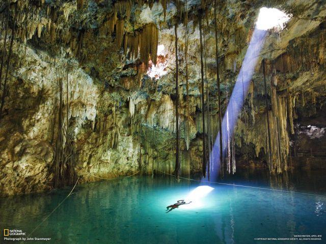 Pemandangan Indah Dari Sumur Yang Menakjubkan... [ www.BlogApaAja.com ]
