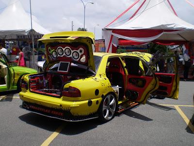 wira autoshow car