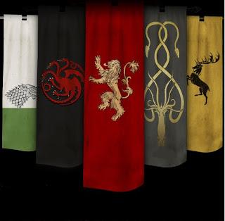 Banderas de Juego de Tronos