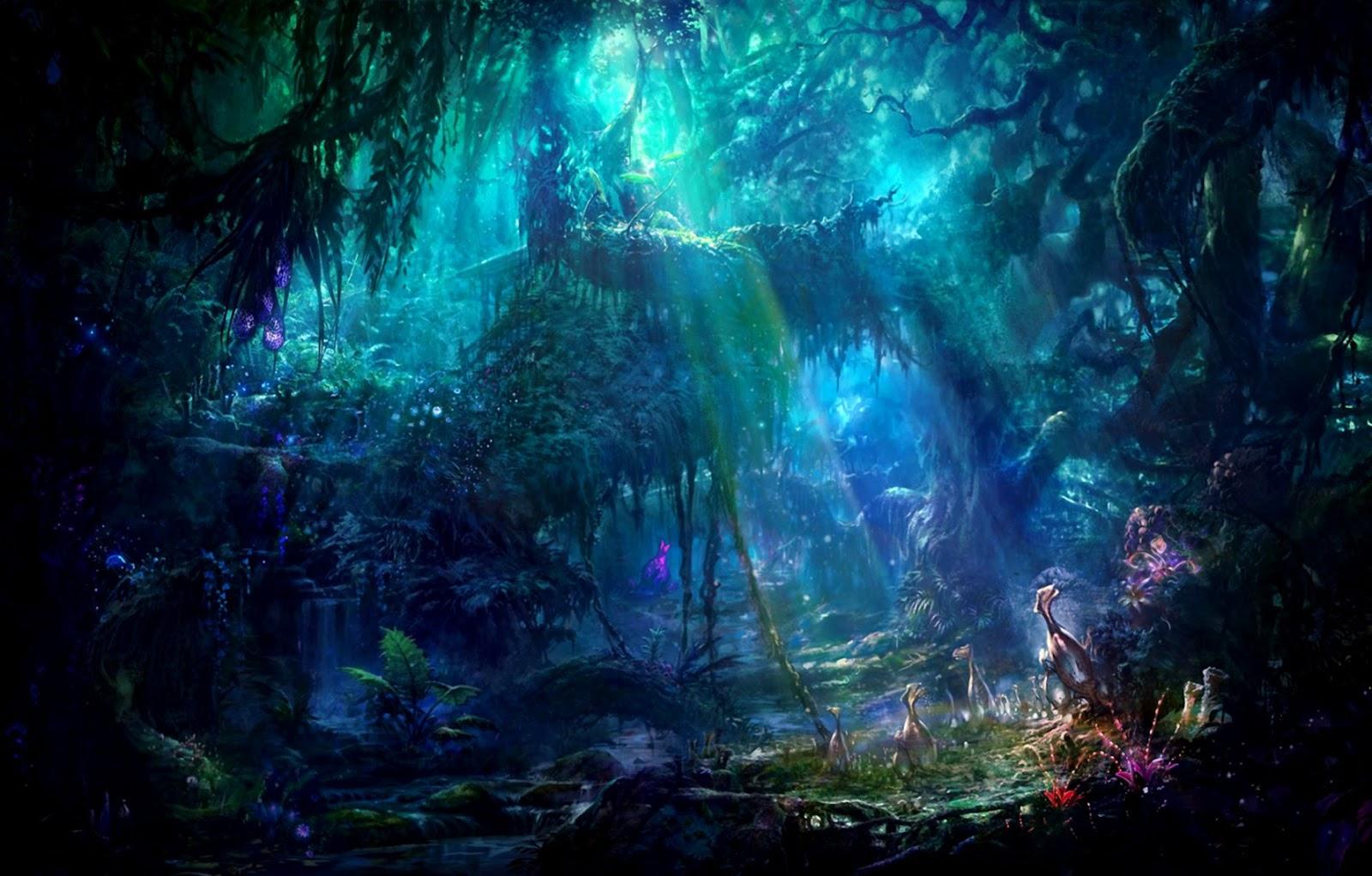 View Original Size Final Fantasy Landscape Wallpaper Hd
