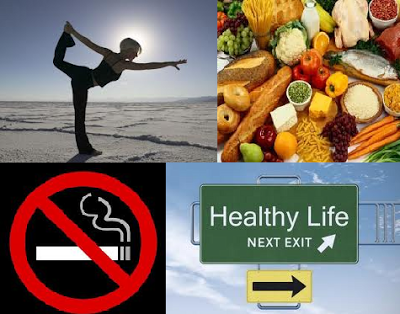Healthy lifestyle changes what are the lifestyle changes that you