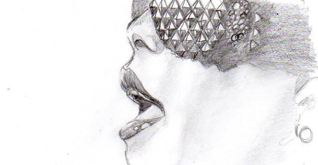 SKETCH: Rihanna