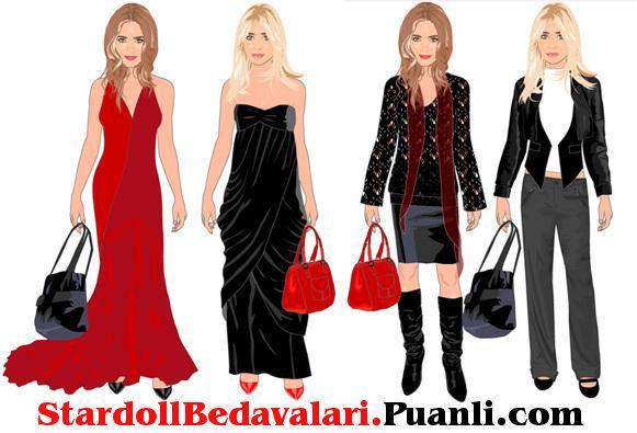 Stardoll Bedavaları 2012