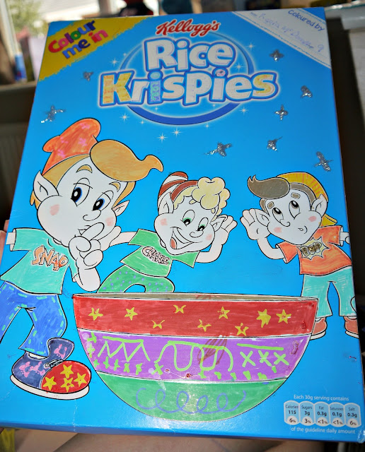kelloggs, Rice Krispies