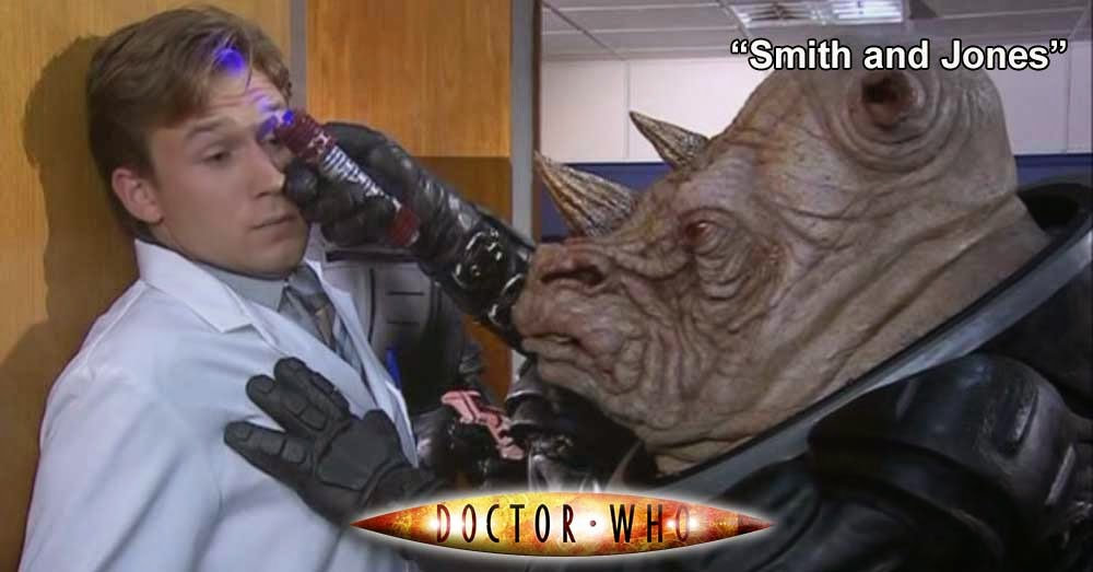 Doctor Who 179: Smith and Jones