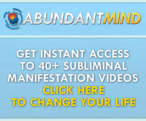Subliminal manifestation videos