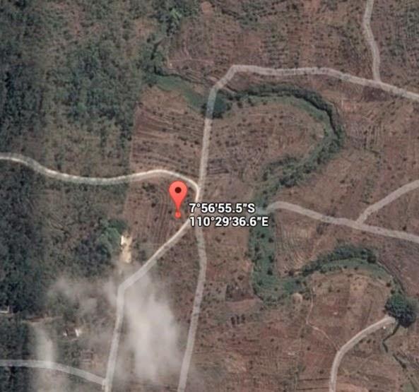 Koordinat Lokasi Goa Rancang Kencono_siparjo.com