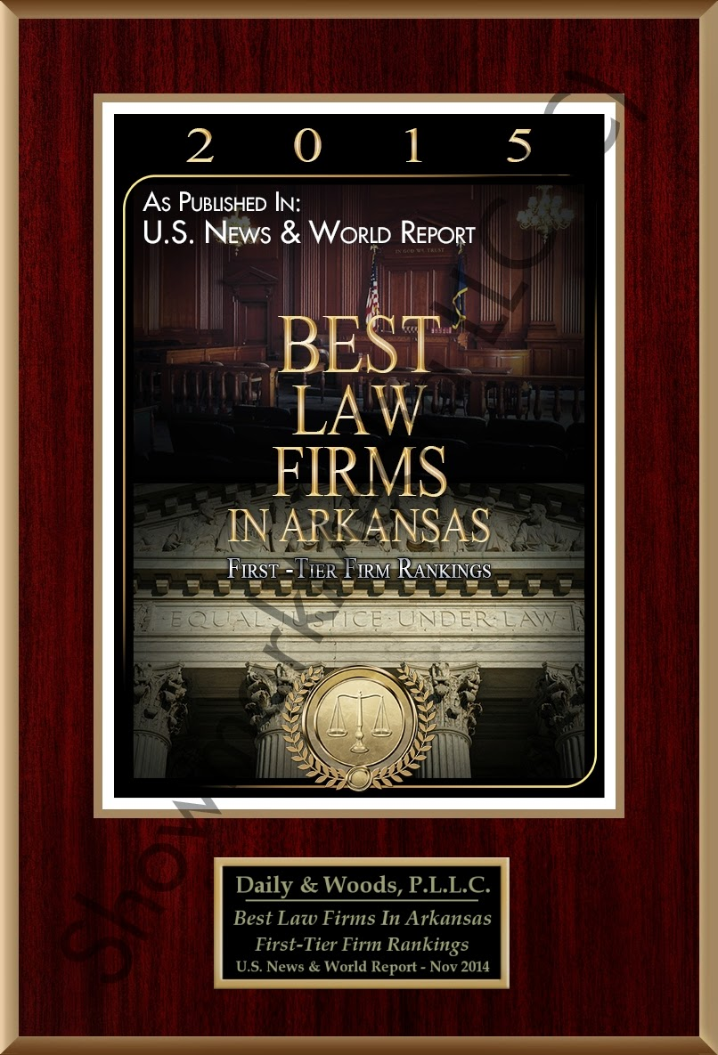 Best Law Firm Award