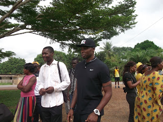 Idriss Carlos Kameni coach à Mbédoumou I dans Sport arrivee-carlos