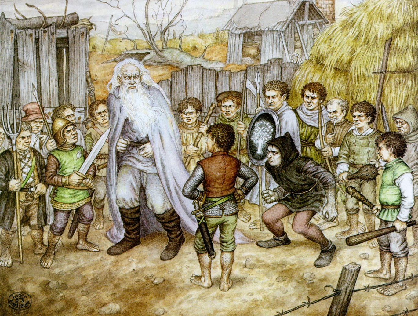 Deli Frost The Return Of The King The Lord Of The Rings 3 Pdf