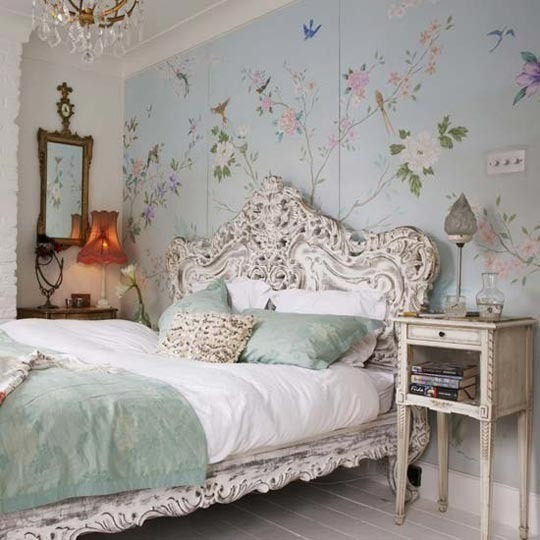 Wallpaper Bedrooms Ideas - Interior Designs Room