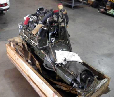 Flathead crate engine autos post for Black mamba 7 3 l powerstroke crate motor