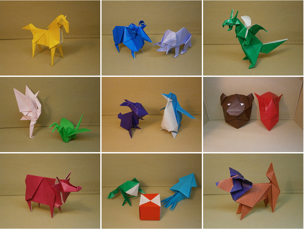 Katakoto Origami I Recommend A Book If You Want To Fold More