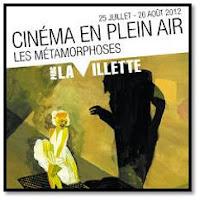 cinéma plein-air Paris 2012 Parc Villette, samedi A history of violence