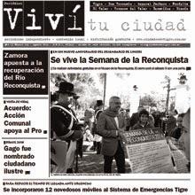 Última edición del periódico VIVI tu ciudad