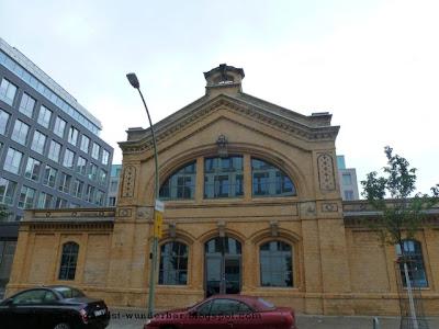 nordbahnhof, sbahn, Zug, tunnel, mauer