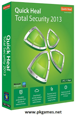 Quick Heal Total Security 2013 With Crack Free Download