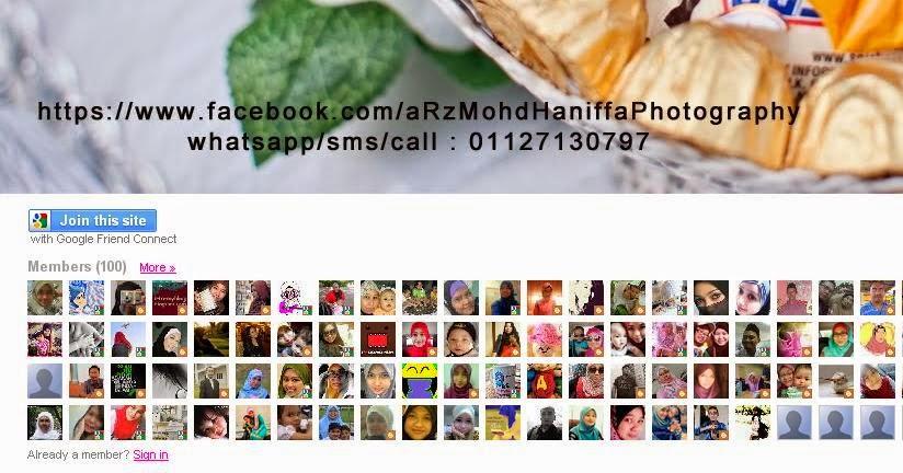 Follower, 100, seratus, gambar cantik, arzmoha