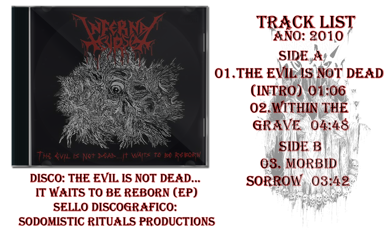 Infernal Curse l Black/Death Metal