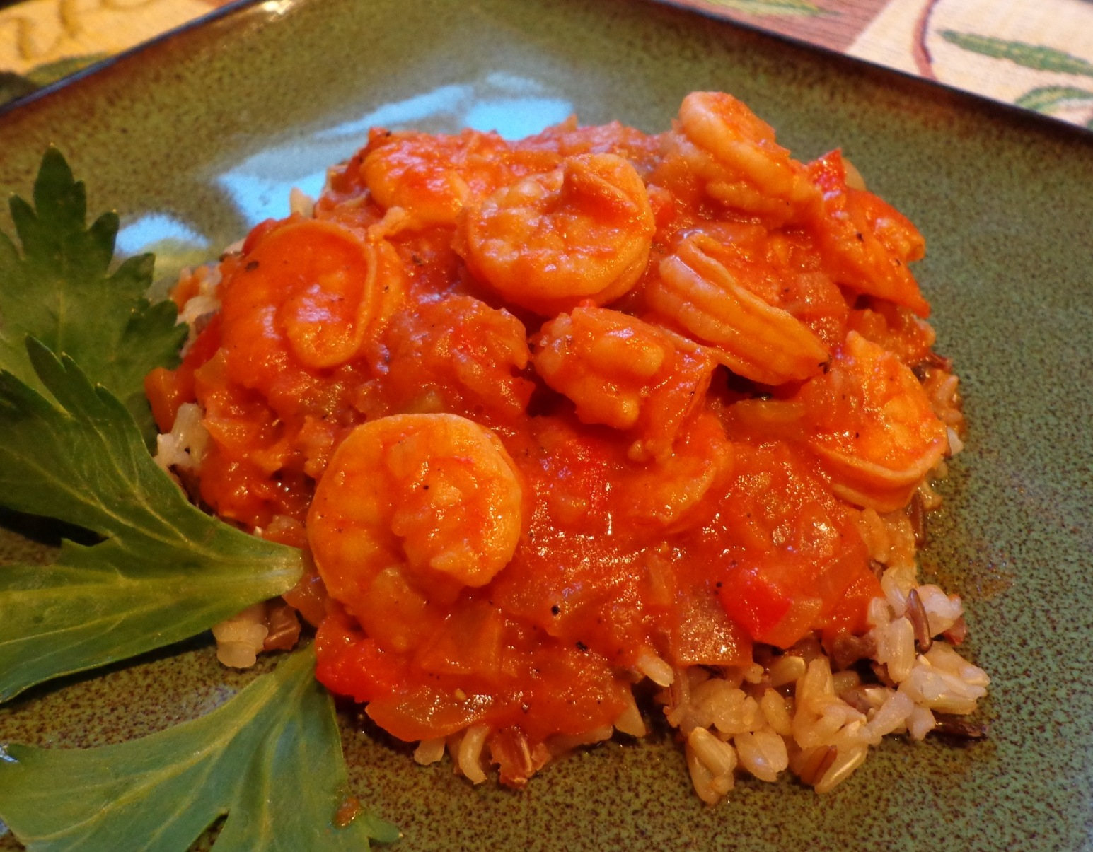 shrimp creole shrimp creole was one of my favorite dishes growing up ...