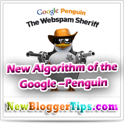 New Algorithm of the Google –Penguin