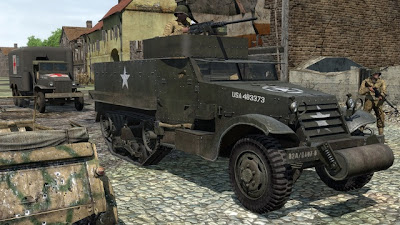 IRON FRONT LIBERATION 1944 Game Screenshots